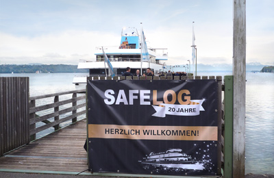 Company Anniversary: 20 years of SAFELOG