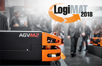 Logimat 2018 in Stuttgart – Be inspired // 3–15 March 2018