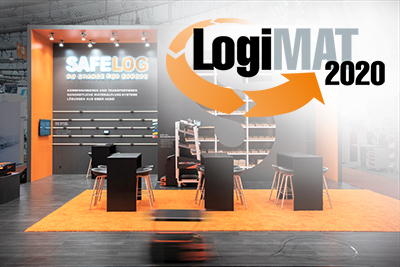 Logimat 2020 in Stuttgart – Be inspired // 10–12 March 2020