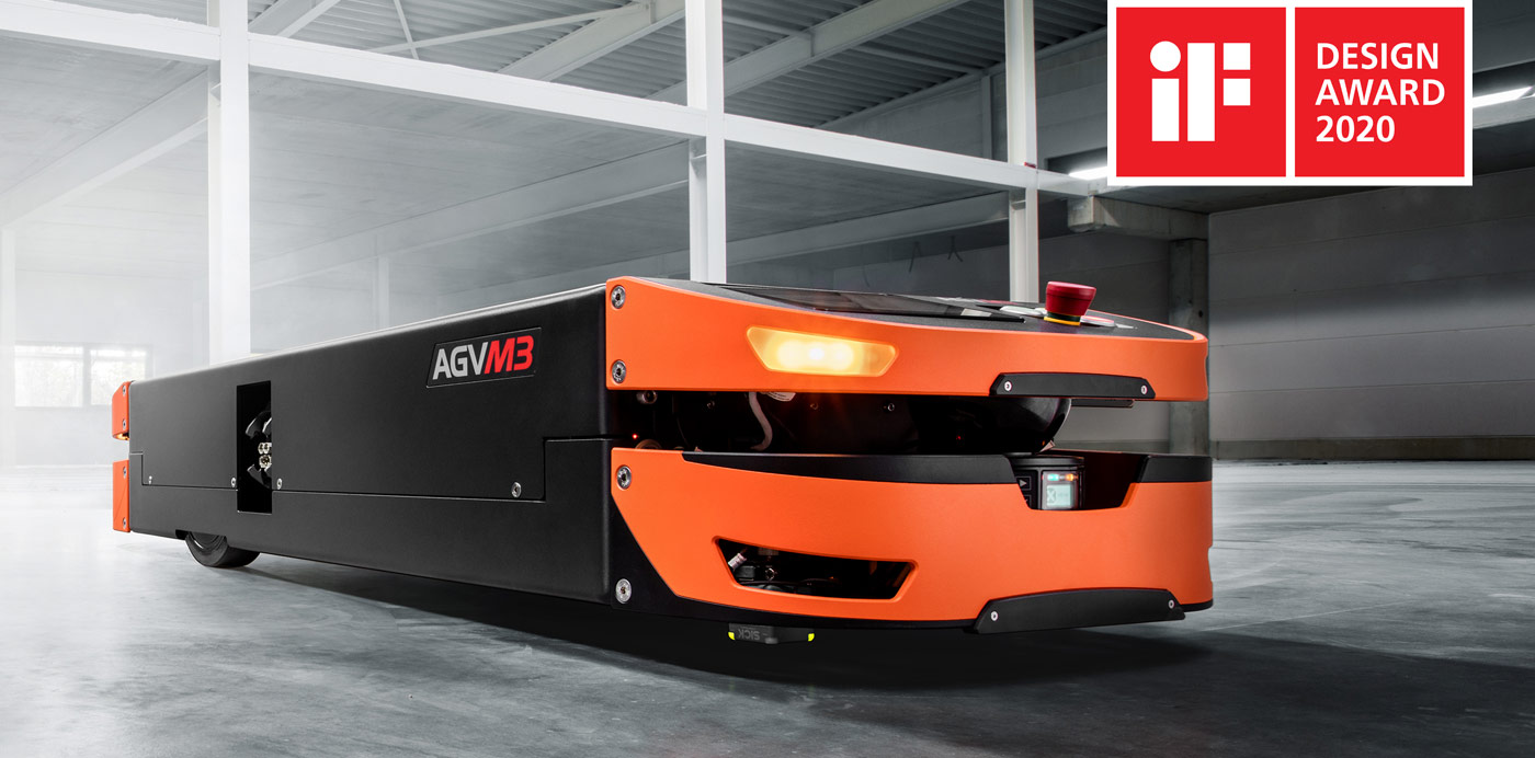 iF DESIGN AWARD 2020 – AGV M3 wins prestigious design prize