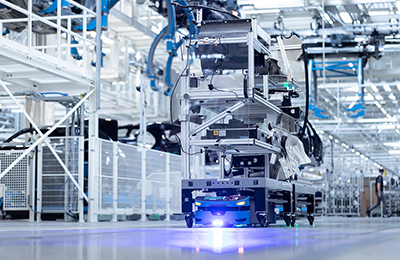 Welcome to Factory 56 – Mercedes-Benz opens the most modern car production facility in the world