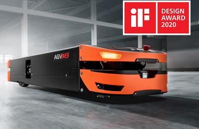 iF DESIGN AWARD 2020 – AGV M3 wins prestigious design prize