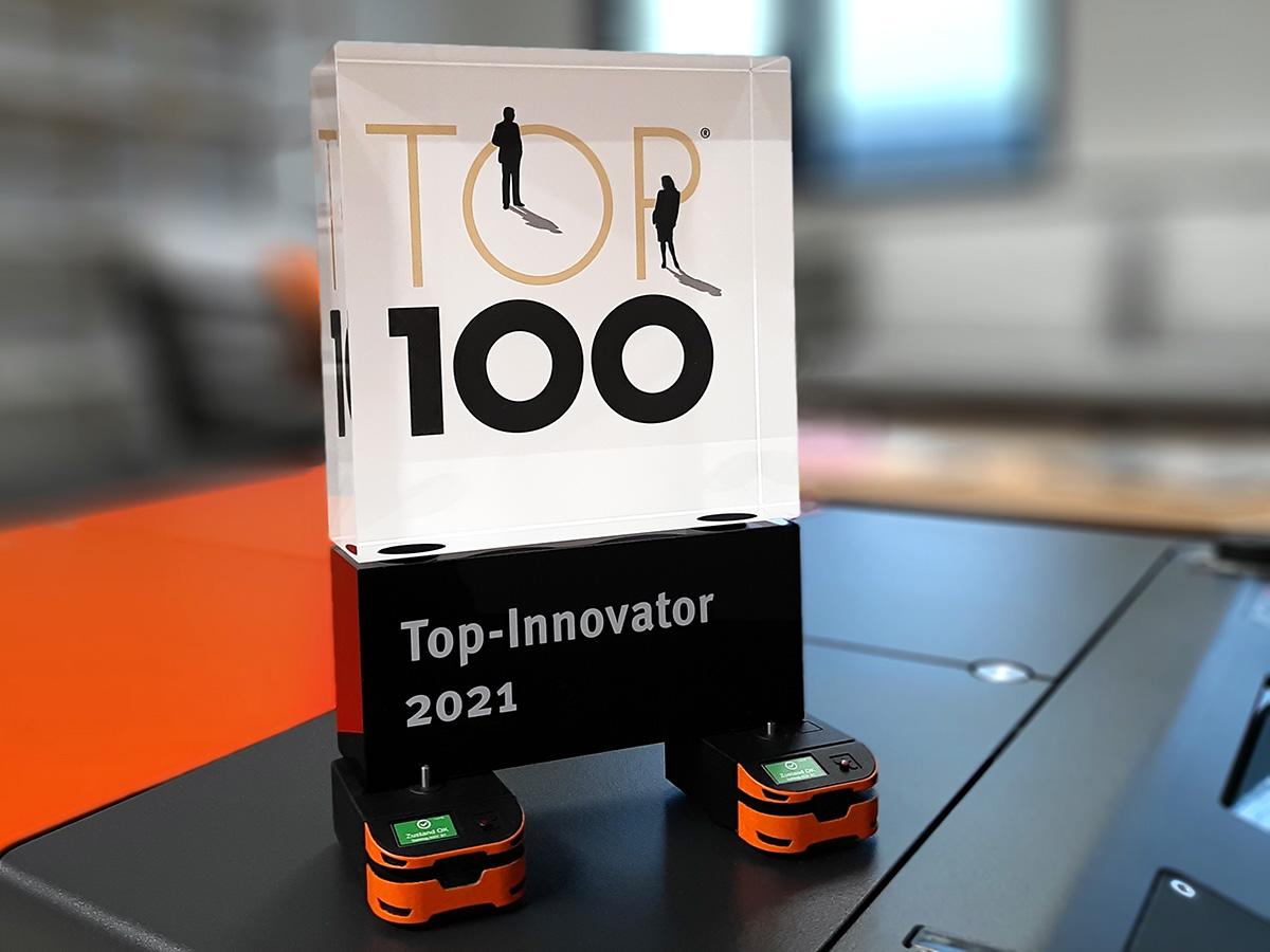 TOP 100 Innovator Seal