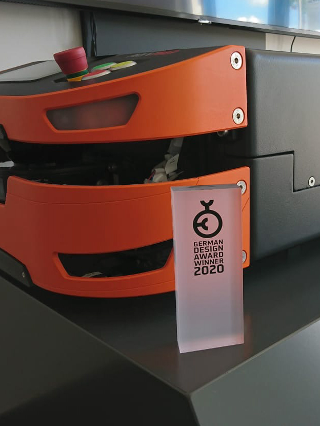 AGV S2 – German Design Award 2020