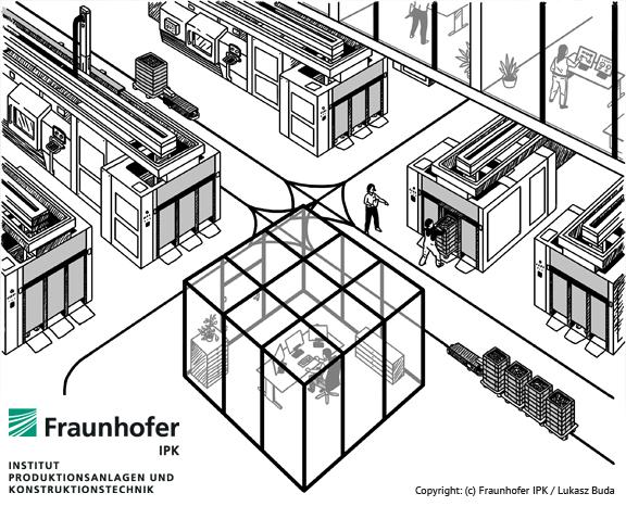 safelog_hannovermesse_fraunhofer-ipk_flexible-werkstattproduktion