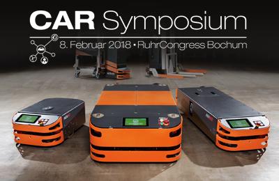 Vortrag von Prof. Jens Schaffer beim 18. CAR-Symposium in Bochum // 08.02.18