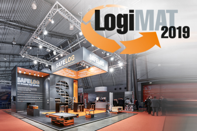 Besuchen Sie uns auf der LogiMAT 2019 in Stuttgart!