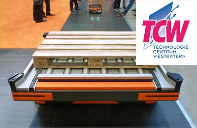 Autonome Systeme und mobile Robotik – Vortrag Prof. Schaffer beim TCW Technikforum // 20.11.18
