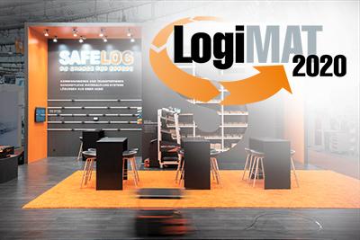 Logimat 2020 in Stuttgart – lassen Sie sich begeistern // 10.–12.03.20