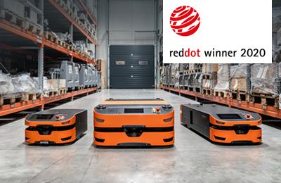 AGV-Familie erhält RED DOT 2020 für Seriendesign