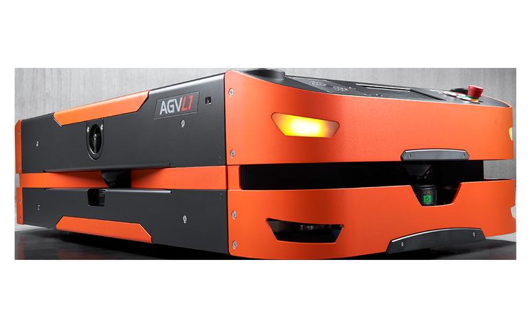 Mobile Transportroboter von SAFELOG – das AGV S2