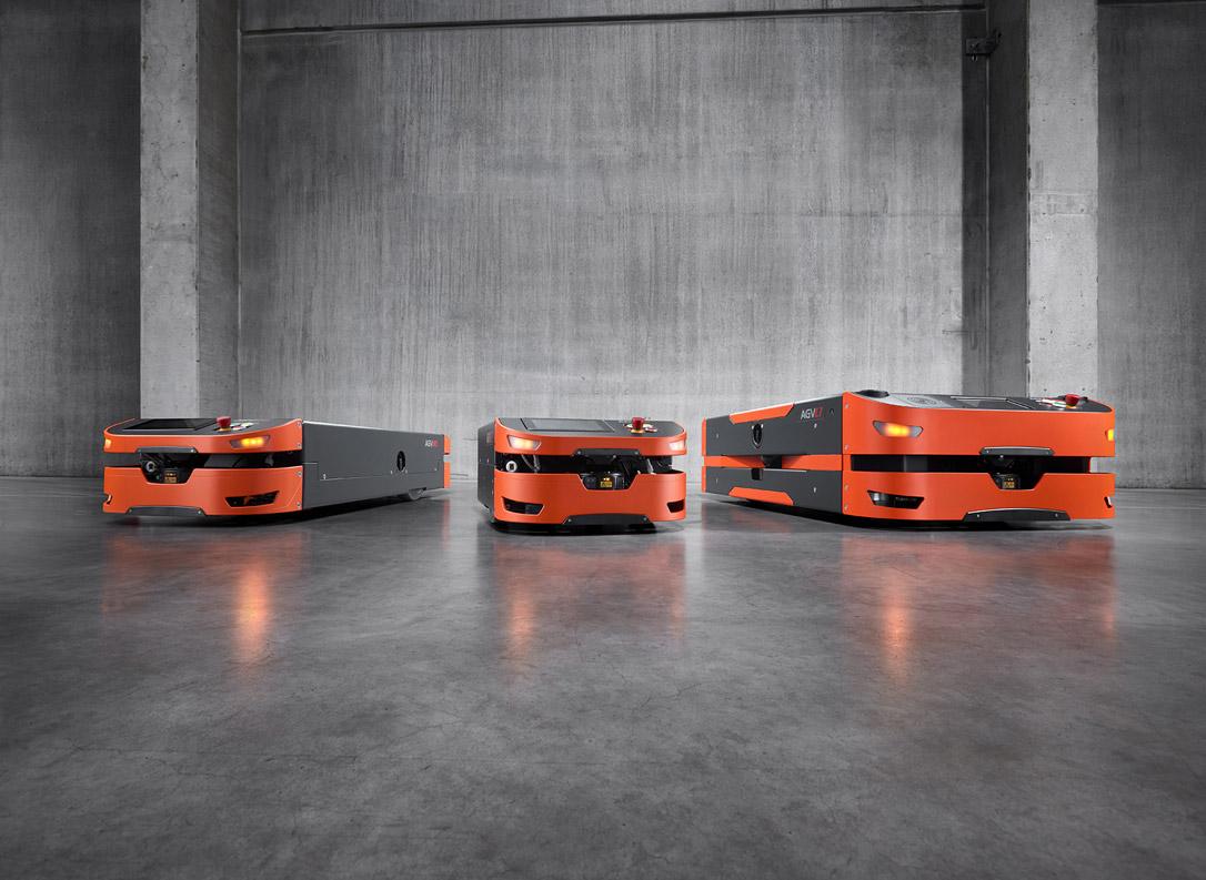 SAFELOG AGV S2, M3 und L1