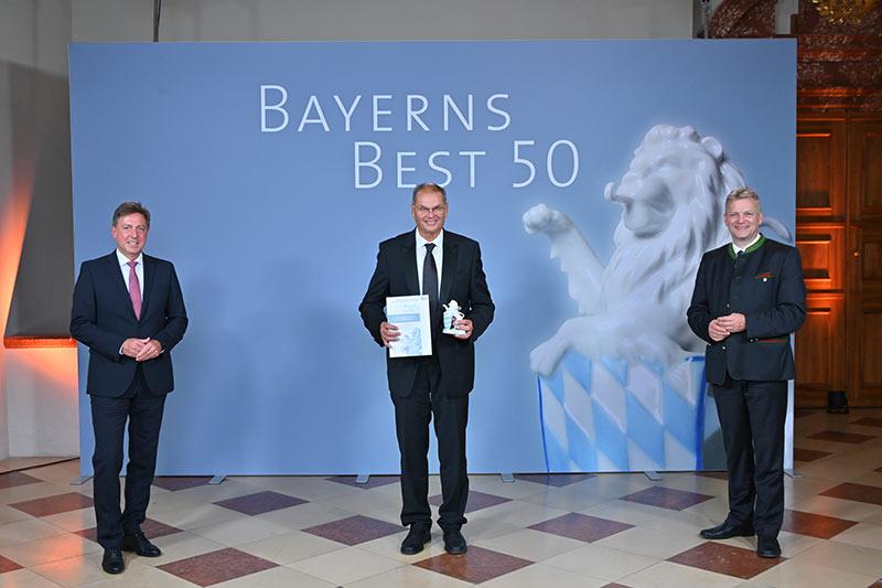 SAFELOG unter Bayerns Best 50